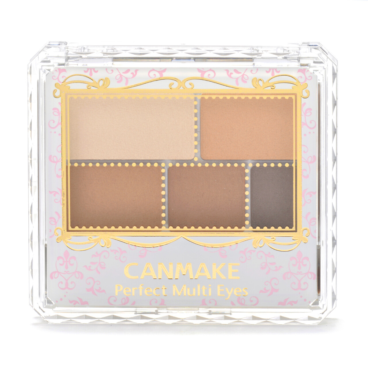 CANMAKE Perfect Multi Eyes [02]Urban Caramel