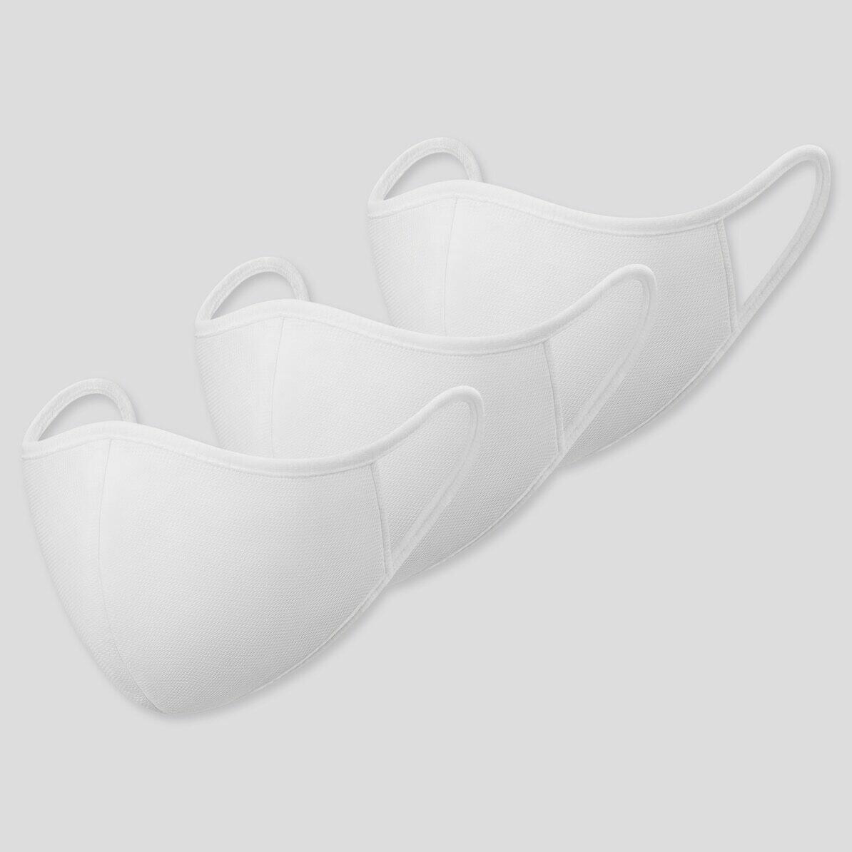 Uniqlo AIRism Mask (Tamanho P)
