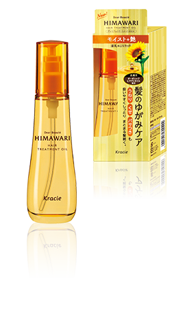 HIMAWARI Dear Beauté Hair Treatment Oil - Moist