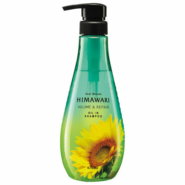 HIMAWARI Dear Beauté Volume & Repair Oil in Shampoo