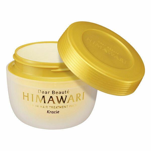 HIMAWARI Dear Beauté Oil in Hair Treatment Pack