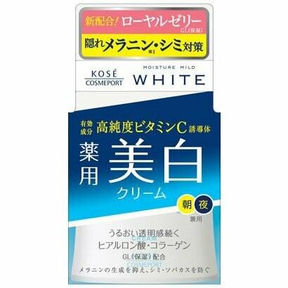 Kosé Moisture Mild WHITE Cream