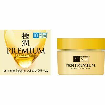 Creme Hidratante com 7 Tipos de Ácido Hialurônico - Premium Hyaluronic Solution Lotion