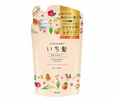 ICHIKAMI Moisturizng Shampoo Refil