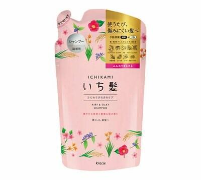 ICHIKAMI Soft and Silky Shampoo Refil