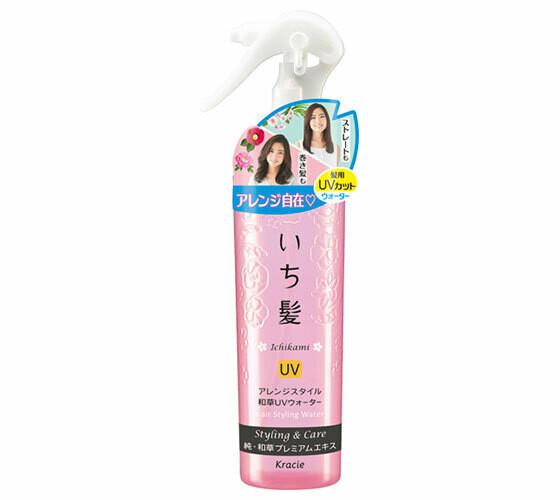 ICHIKAMI Arrange & Style Waso UV Water