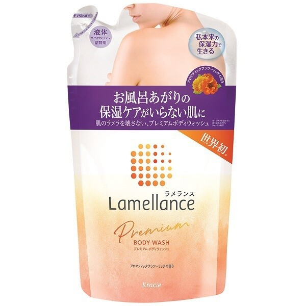 Lamellance Premium Body Wash - Aromatic Flower Rich (Refil)