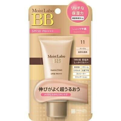 Meishoku Moist Labo BB Essence Cream SPF50 PA++++ (11-Beige)