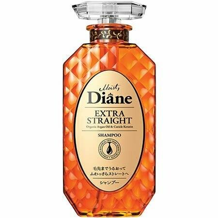 Moist Diane Extra Straight Shampoo
