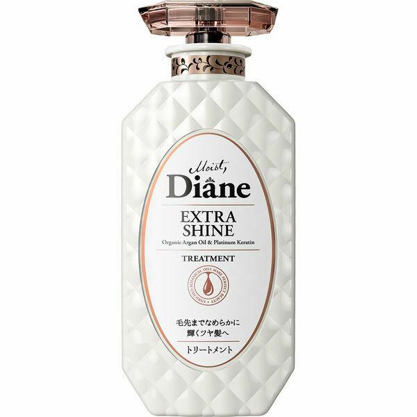 Moist Diane Extra Shine Treatment