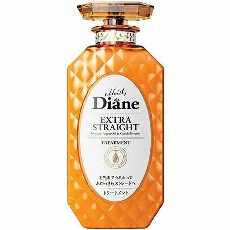 Moist Diane Extra Straight Treatment