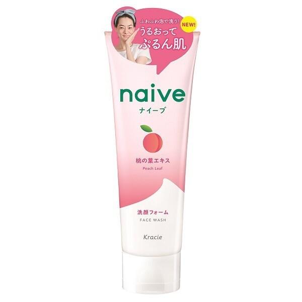 Naive Face Wash Peach Leaf