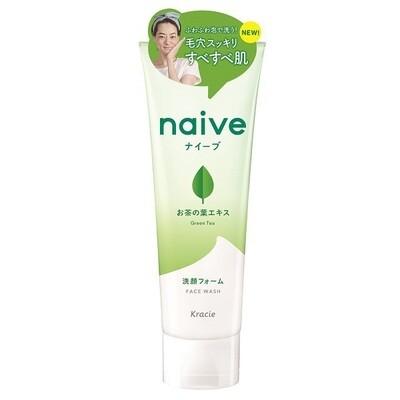 Naive Face Wash Green Tea