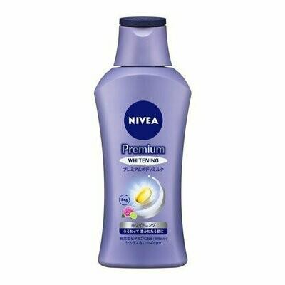 NIVEA Premium Body Milk Whitening