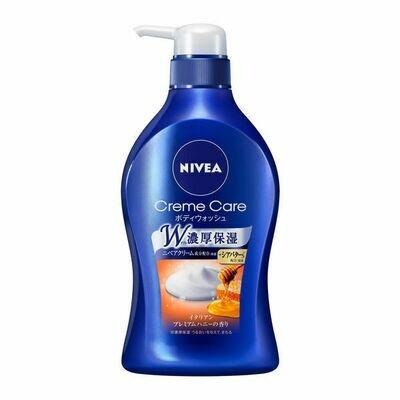 NIVEA Creme Care Body Wash - Italian Premium Honey Scent