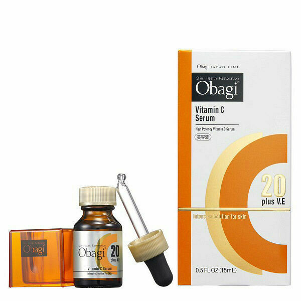 Rohto Obagi Vitamin C20 Serum