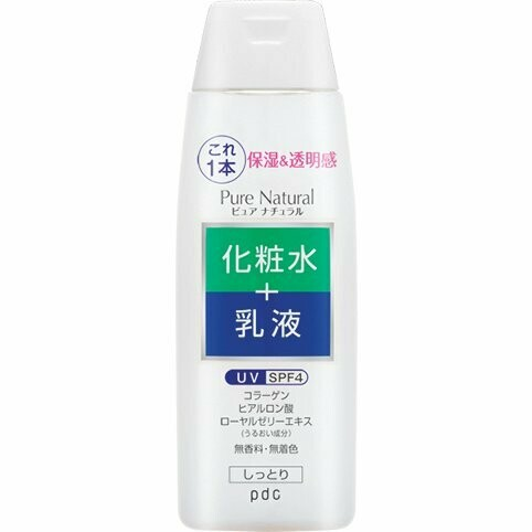 pdc Pure Natural Essence Lotion UV