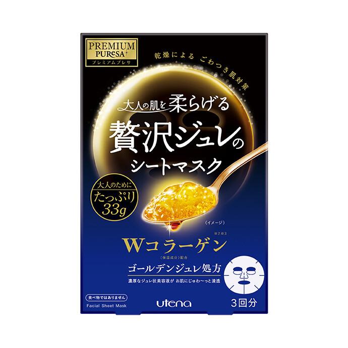 PREMIUM PUReSA Golden Jelly Mask W Collagen