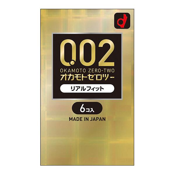 OKAMOTO ZERO-TWO 0.0.2 Real Fit