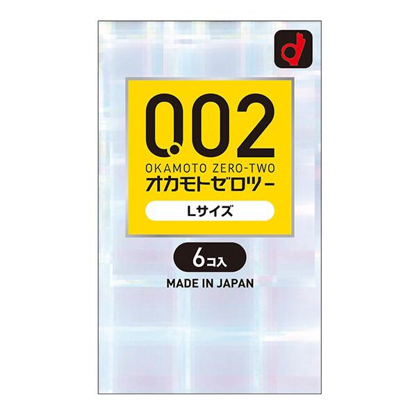 OKAMOTO ZERO-TWO 0.02  L Size