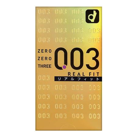 OKAMOTO Zero Zero Three 0.03 Real Fit
