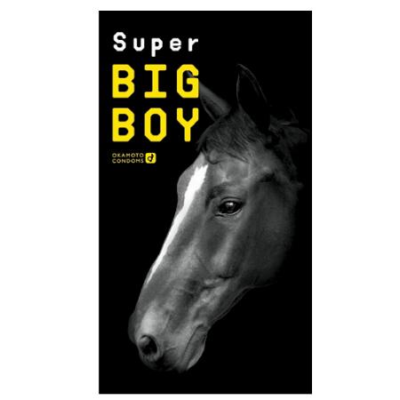 OKAMOTO Super BIG BOY L Size