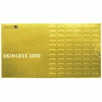 OKAMOTO SKINLESS 2000