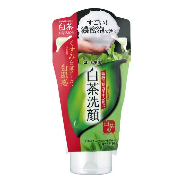 Shirochasou Face Wash Foam