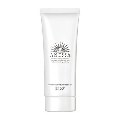 Shiseido ANESSA Whitening UV Gel SPF50+ PA++++