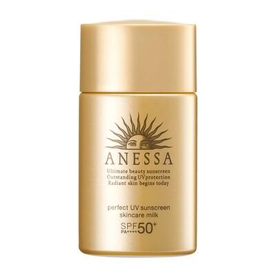 Shiseido ANESSA Perfect UV SkinCare Milk a SPF50+ PA++++ (20ml)
