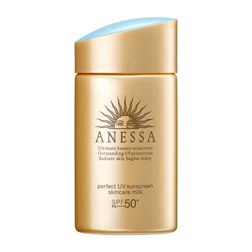 Shiseido ANESSA Perfect UV SkinCare Milk a SPF50+ PA++++ (60ml)
