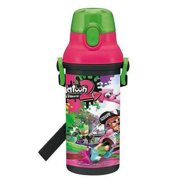 Splatoon 2 Water Bottle