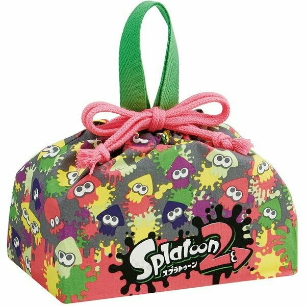 Splatoon 2 Lunch Purse