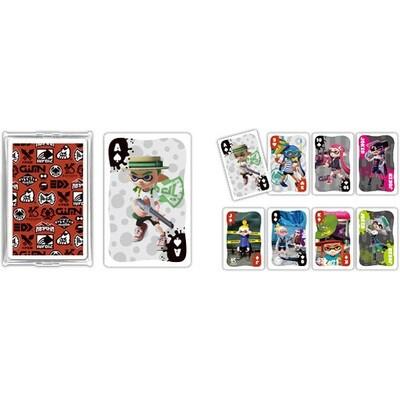 Splatoon 2 Trump 02 Coordination Playing Cards