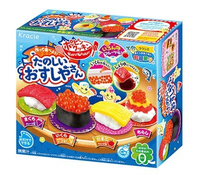 Kracie Popin' Cookin' Fun Sushi Kit