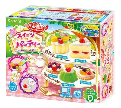 Kracie Popin' Cookin' Sweets Party