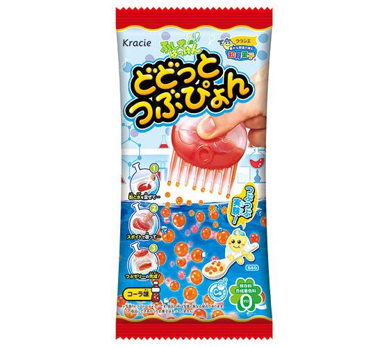 Kracie Fushigi Hakken Dodotto Tsubupyon