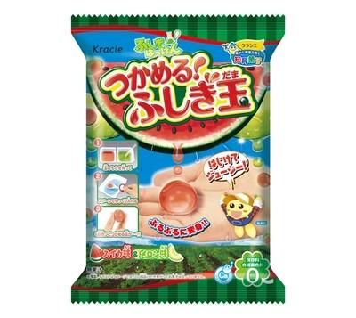 Kracie Fushigi Hakken Tsukameru! Fushigidama (Watermelon & Melon flavor)
