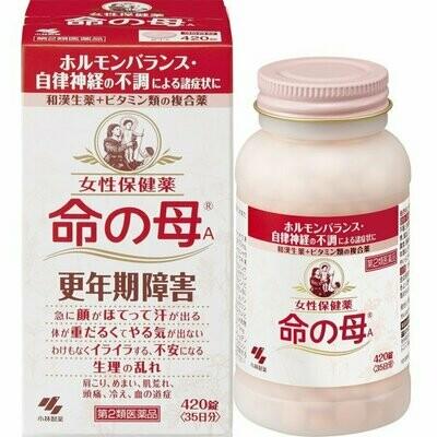 Kobayashi The mother of Life A (Menopausa) 420 tablets