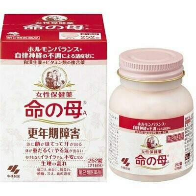 Kobayashi The mother of Life A (Menopausa) 252 tablets