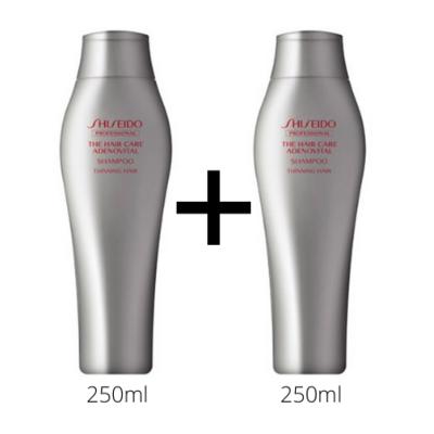 SHISEIDO THE HAIR CARE ADENOVITAL Shampoo (250ml x 2)