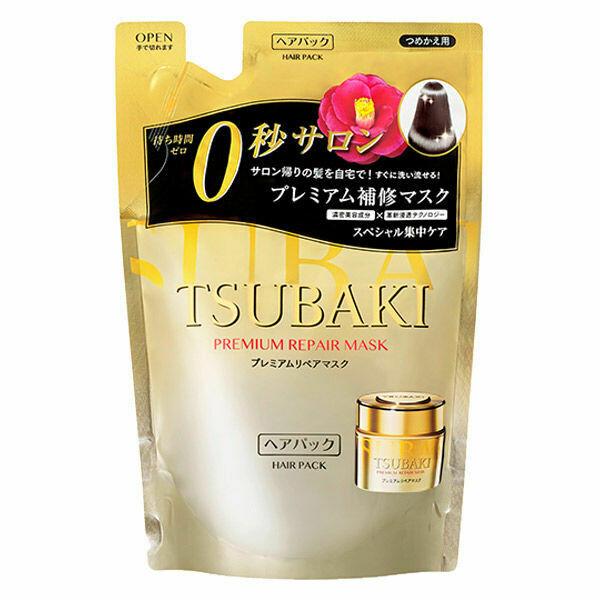 Shiseido TSUBAKI PREMIUM REPAIR MASK Refil