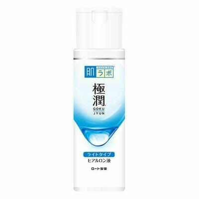 Loção Hidratante com Super Ácido Hialurônico - Hadalabo Gokujyun Hydrating Lotion Light