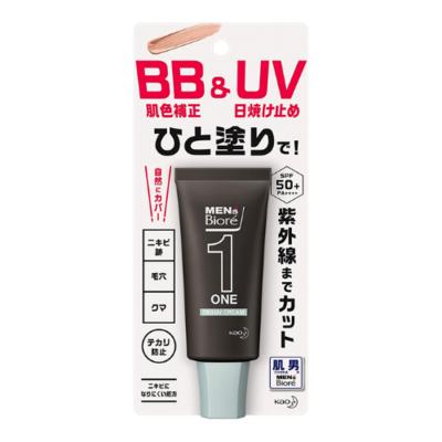 MEN´s Bioré ONE BB & UV Cream SPF50+ PA++++