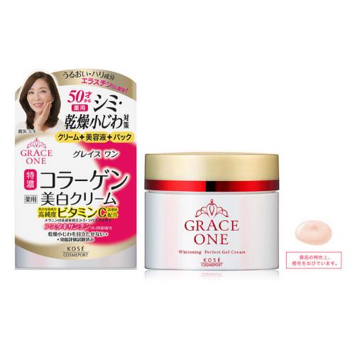 KOSÉ GRACE ONE Whitening Perfect Cream