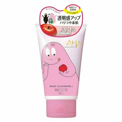 AHA Cleansing Research  Wash CLEANSING r