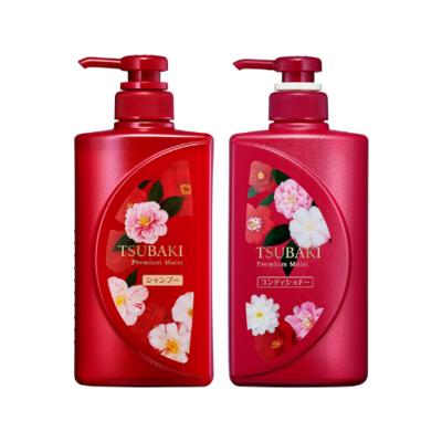 Shiseido TSUBAKI Premium Moist - Kit (Limited Edition)
