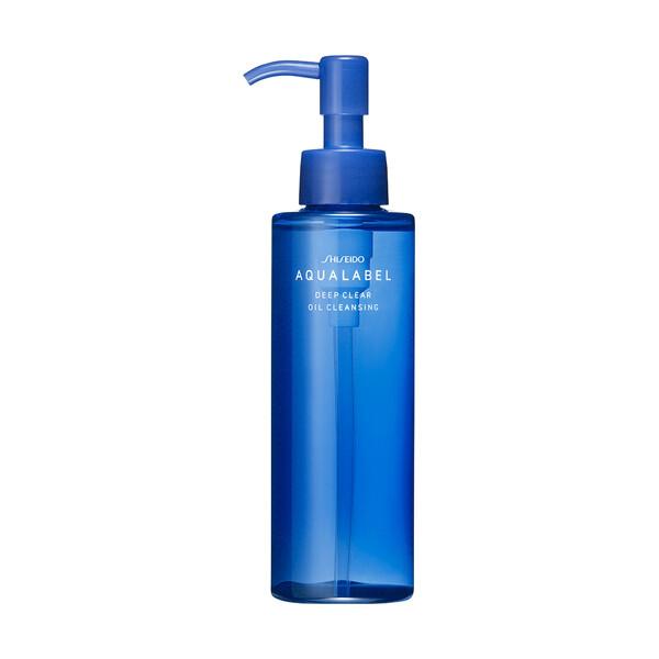 Shiseido AQUALABEL Deep Oil Cleansing