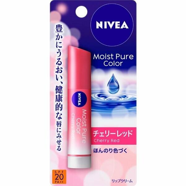 NIVEA Moist Pure Color
