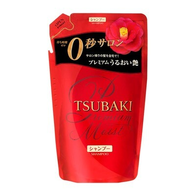 Shiseido TSUBAKI Premium Moist Shampoo REFIL